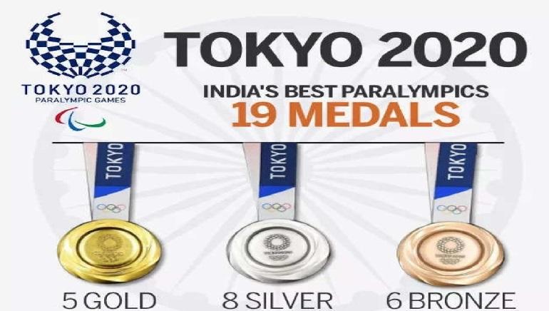 India Scripts History At Tokyo Paralympics