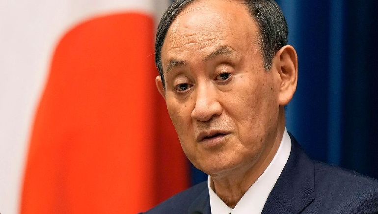 Japan's Suga To Step Down As Prime Minister