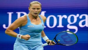 Rogers Stuns No.1 Barty In 3 Sets To Advance At U.S. Open