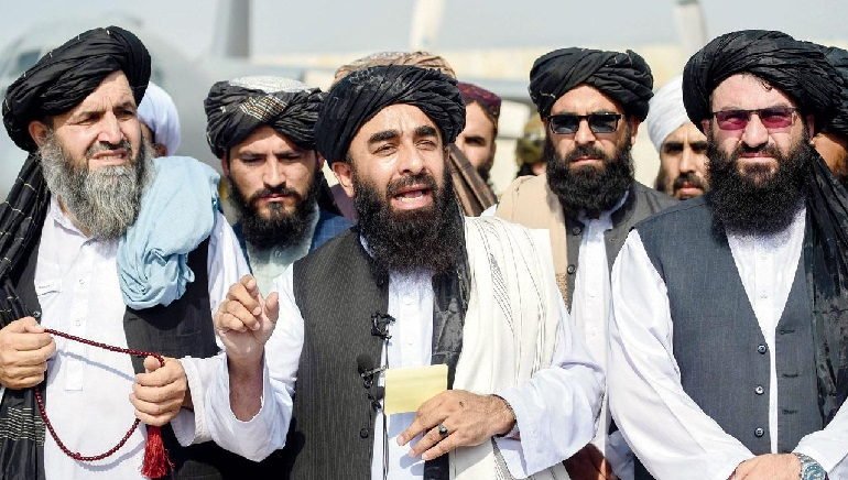 Taliban Expected To Announce New Government