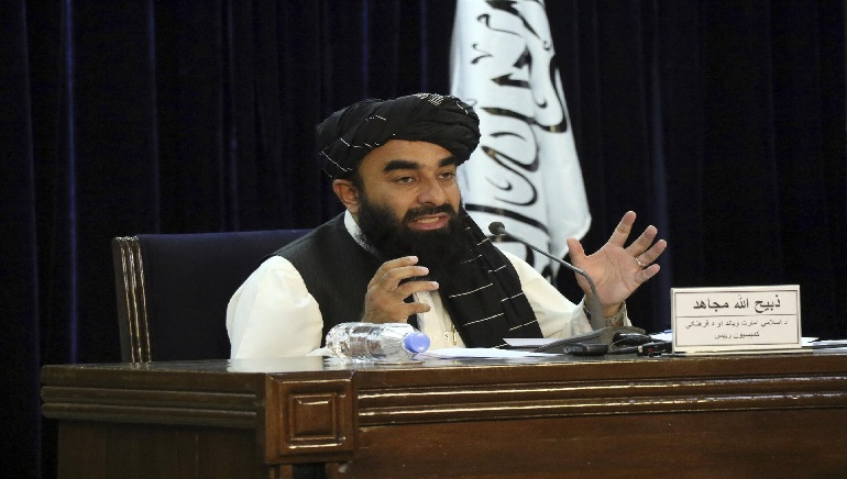 Taliban Announces Hardline Government As Protests Grow