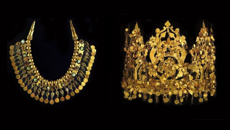 Taliban is after the 2000-year-old Bactrian gold treasure