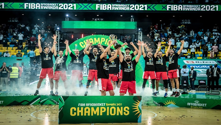 Tunisia Retain African Basketball Crown After Overcoming Ivory
