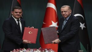 Rapprochement talks continue between Egypt and Turkey