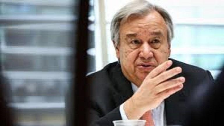 "UN Chief Warns Of ""Humanitarian Catastrophe"" In Afghanistan"