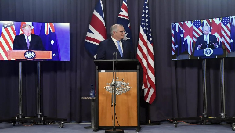 US Rules Out Including India Or Japan in AUKUS