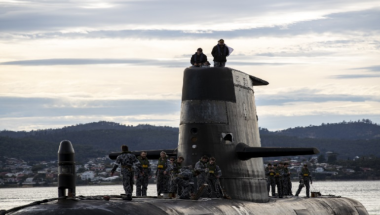 Jakarta's View on Australia's Nuclear Submarines and AUKUS