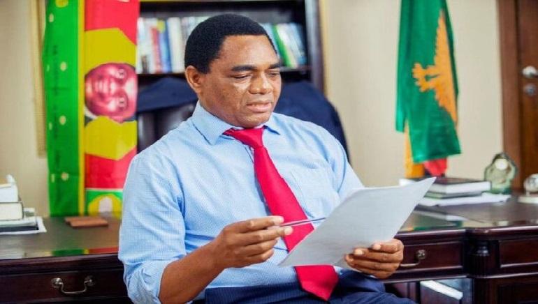 Zambia's New President Inherits 'Empty Treasury'