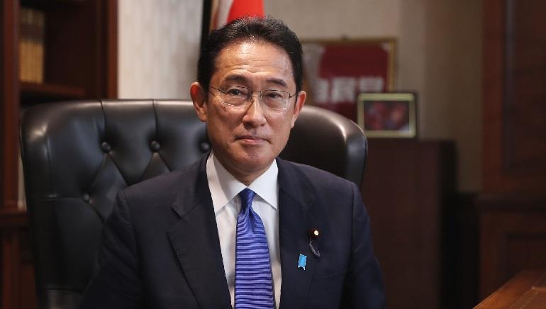 Kishida to Face October 31 Election As Japan's Dissolves Parliament