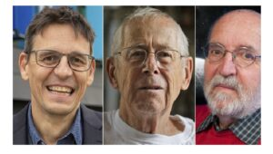Three Scientists Won Nobel Prize in Physics for Climate Discoveries
